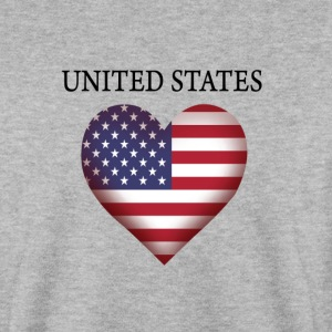 United States - Men's Sweatshirt