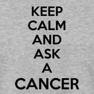 Cancer Keep Calm - Herrtröja