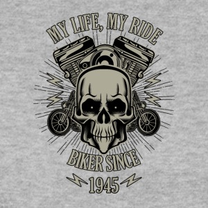 Gift for Biker - Year 1945 - Men's Sweatshirt