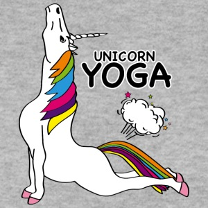 UNICORN YOGA - COBRA POSITION - Men's Sweatshirt