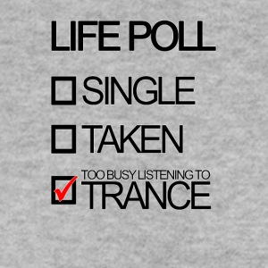 Trance Life Poll - Mannen sweater