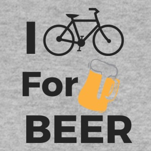 I CYCLE FOR BEER - Men's Sweatshirt