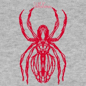 spider11rot - Mannen sweater