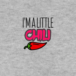 I am just a little chili - Men's Sweatshirt