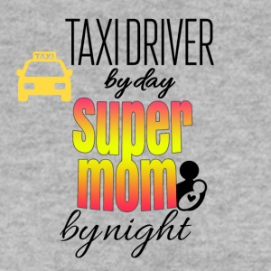 Taxi driver by day super mom by night - Männer Pullover