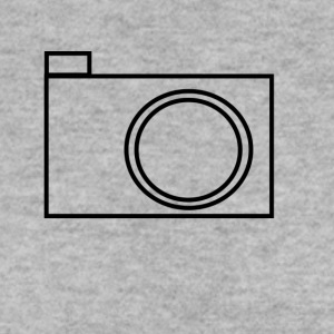 camera - Men's Sweatshirt