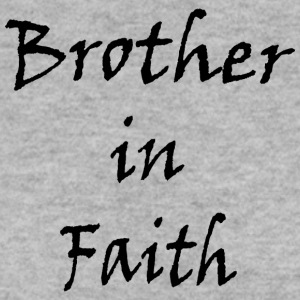Brother in faith - Men's Sweatshirt