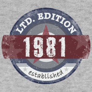 LtdEdition 1981 - Genser for menn