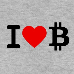 J'adore Bitcoin - Sweat-shirt Homme