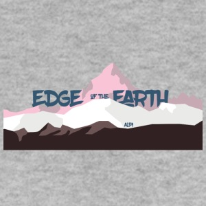 The_Edge_of_the_Earth - Männer Pullover