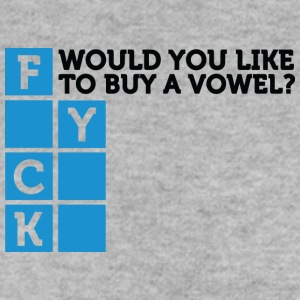 Would You Like To Buy A Vowel? - Men's Sweatshirt