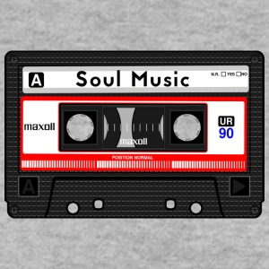 SOUL MUSIC CASSETTE - Men's Sweatshirt