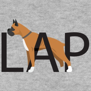 Dog / Boxer: LAP - Men's Sweatshirt