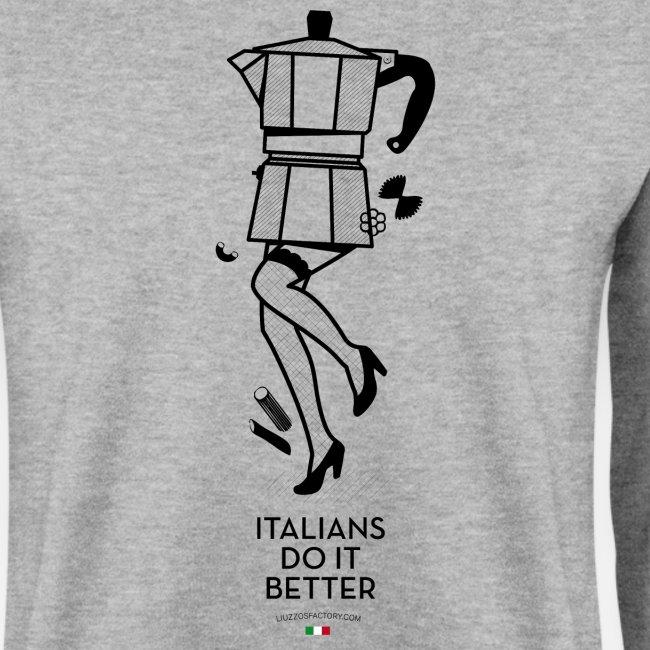 Italians Do it Better
