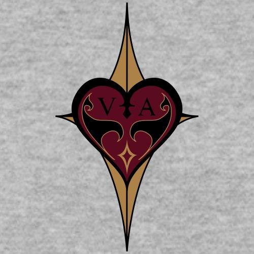 Coeur rouge royal