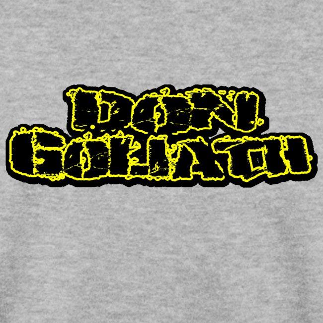 Don Goliath Logo Yellow