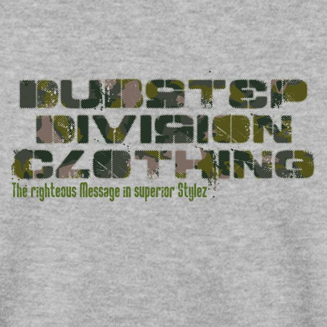 Dubstep Division Clothing Camo