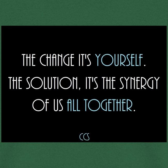 the Change