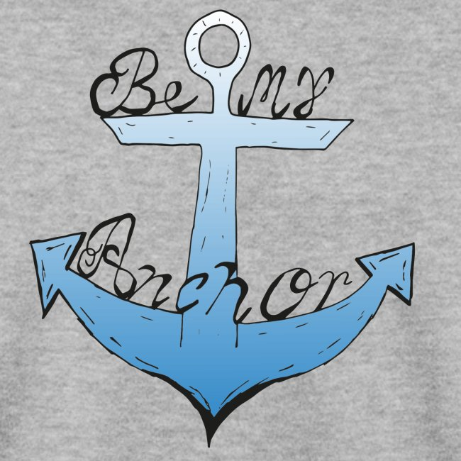 Be my anchor weiß Herren
