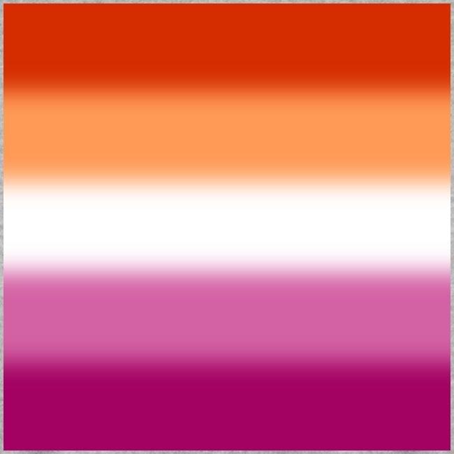 Verschwommene Lesben Flagge
