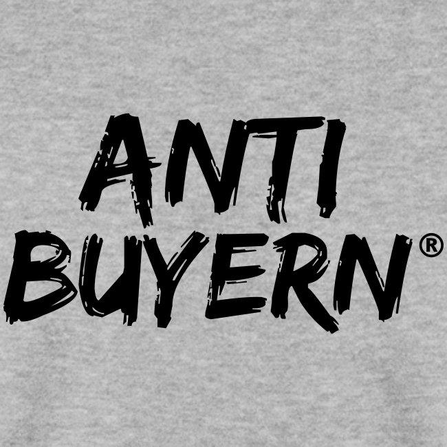 ANTI BUYERN BLACK