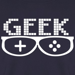 geek Glasses - Mannen sweater