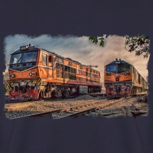 locomotives Thai - Sweat-shirt Homme