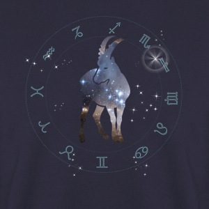 univers capricorne constellation astrologie sternzeic - Sweat-shirt Homme