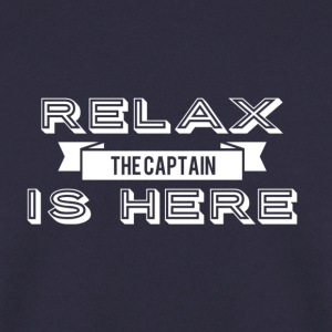 Relax capitaine design - Sweat-shirt Homme