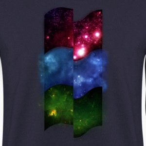 Tripple Space Pattern - Men's Sweatshirt