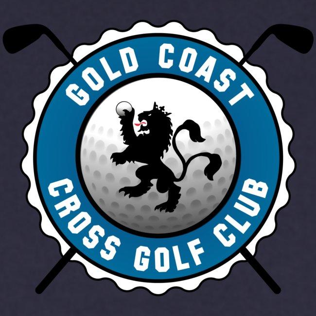 Goldcoast Crossgolf Club Logo mittel