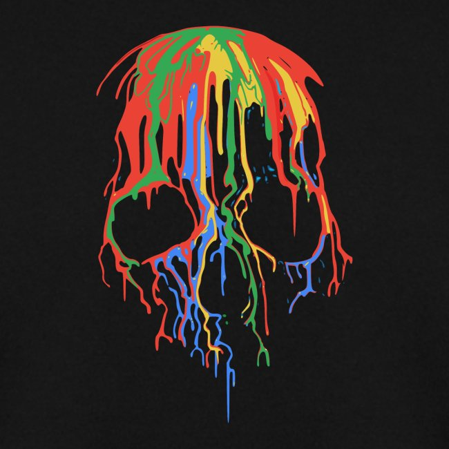 Skull and Colours