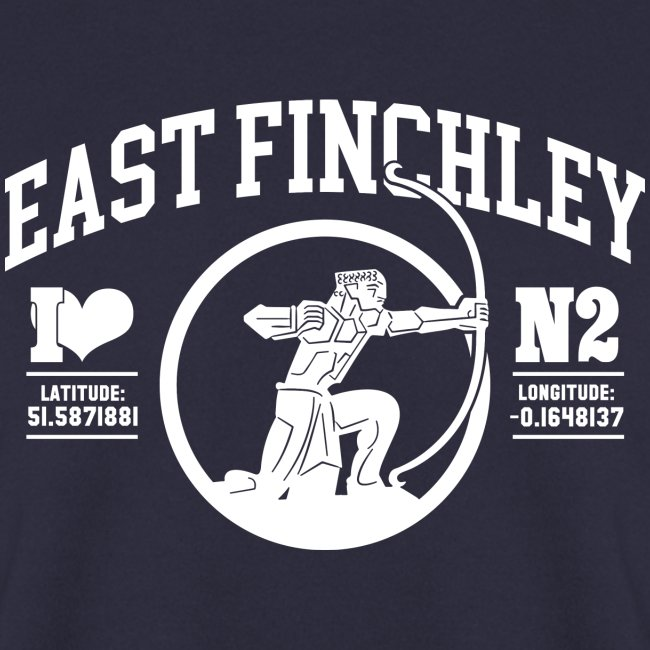 EF College Style Type and Archer Design