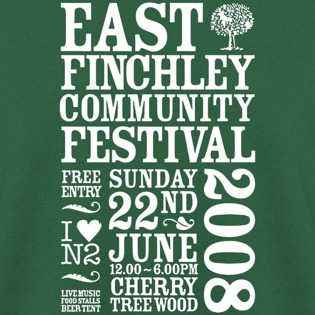 2008 East Finchley Community Festival
