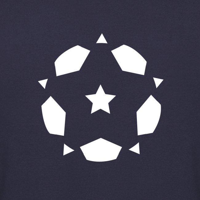 The Spirit of Football Logo White