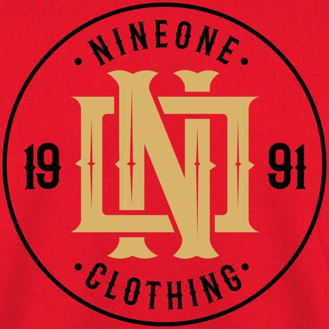 Nineone Monogram NO 02 black
