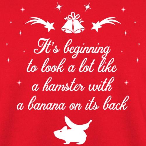 Hamster Banana - Unisex sweater