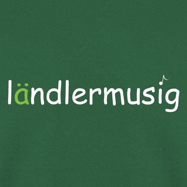 ländlermusig weiss/grün