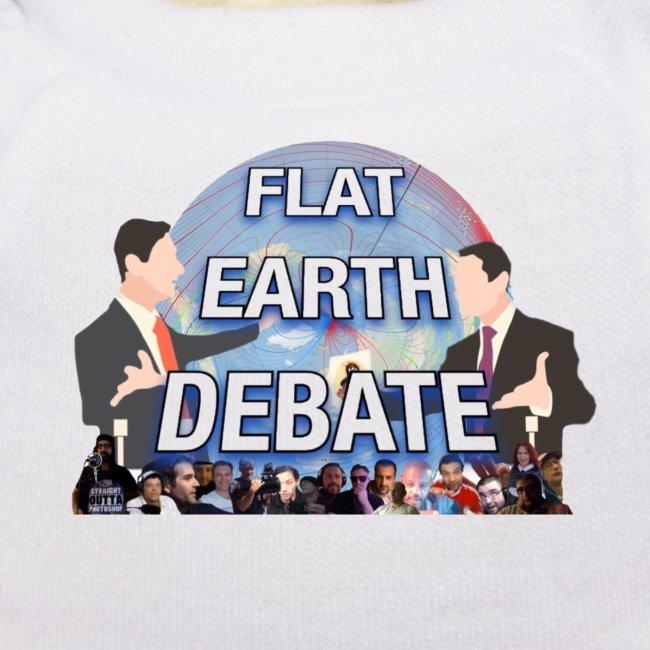 Flat Earth Debate Transparent