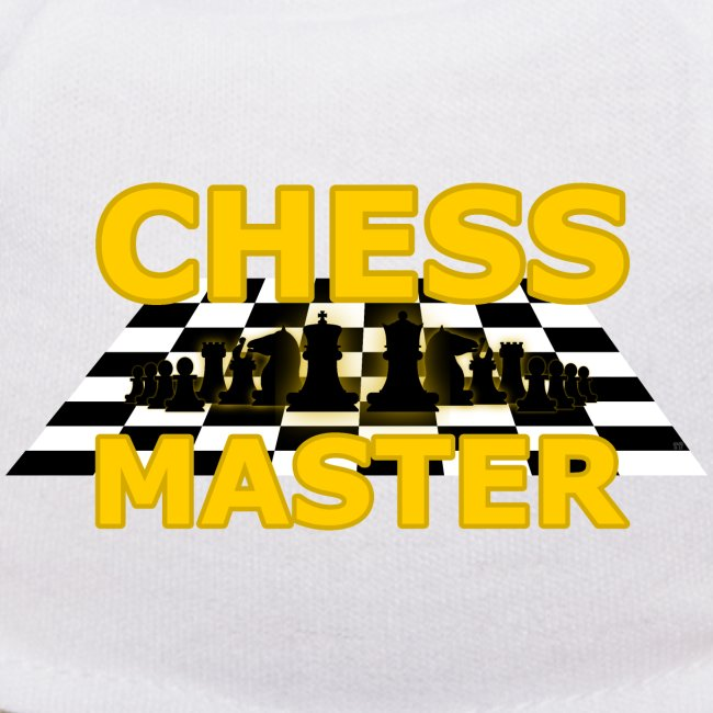 Chess Master - Black Version - By SBDesigns