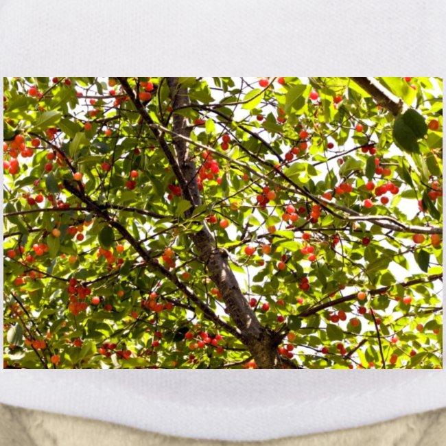 kersenboom afdruk/print
