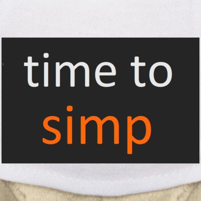 simping time