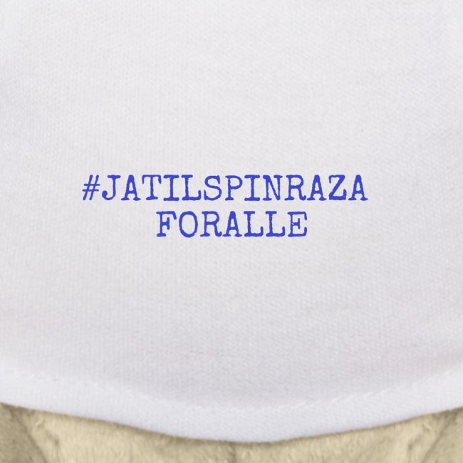 #jatilspinraza - blå