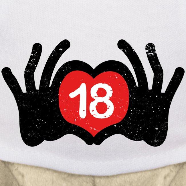 mains coeur use