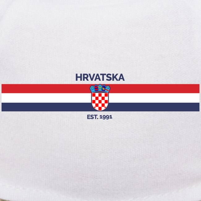 HRVATSKA FLAG EST.1991