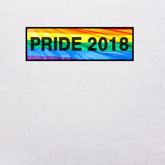 Pride 2018 long design