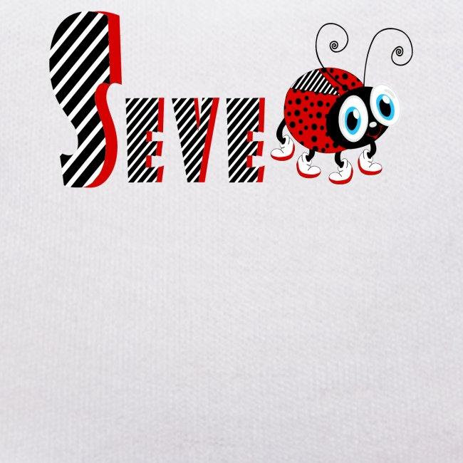 Tifo di regali di t-shirt di famiglia di Ladybug di settima anno