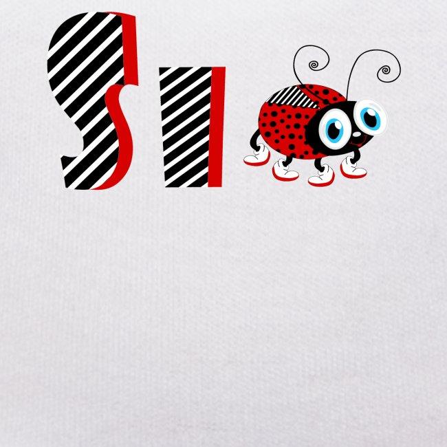 Tifo di regali di t-shirt di Dama Coccinella della famiglia del 6 ° anno