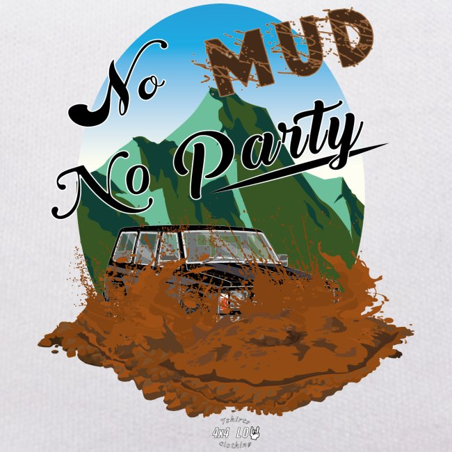 No Mud No Party - Patrol