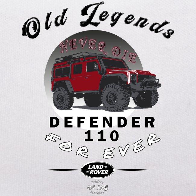 Old Legends - Defender
